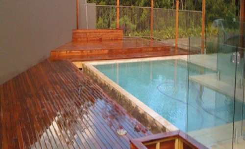 Deck builder Sunshine Coast